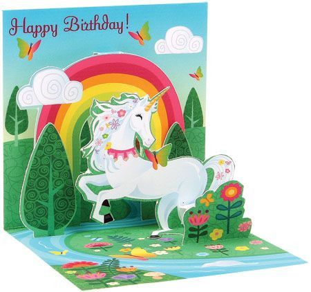 13 Best Pop Up Cards Images On Unicorn Images Gallery