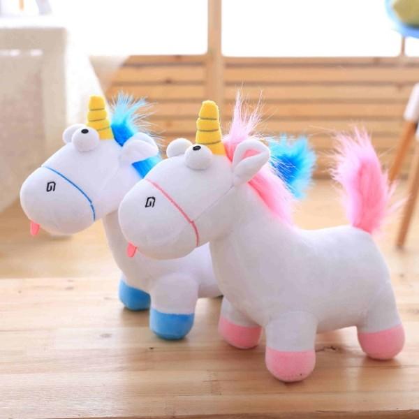 1pcs 30cm Kids Toys Kawaii Unicorn Plush Toy Soft Stuffed Animal