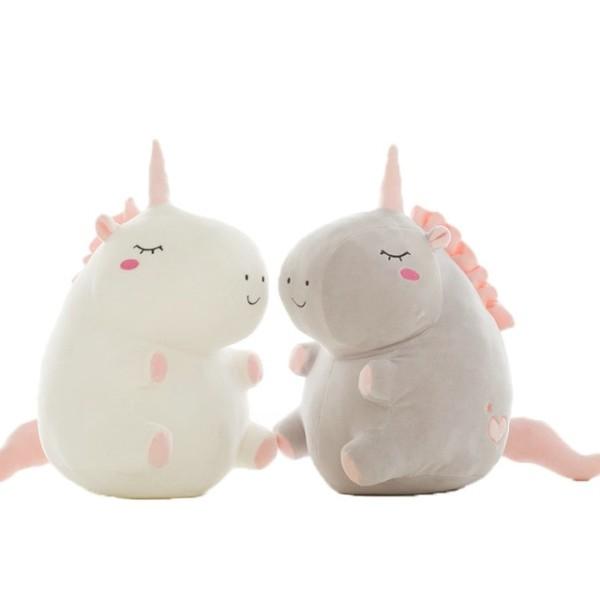 2018 New Kawaii Unicorn Plush Toys Soft Stuffed Animal Unicorn