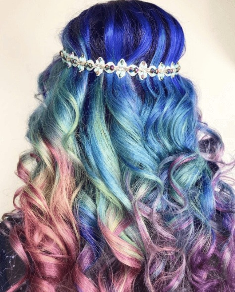 20 Magical Unicorn Hair Looks To Try This Halloween