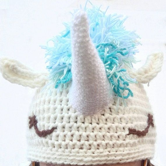 Unicorn Hat For Grown Ups! 'cos Unicorns Aren't Just For Little