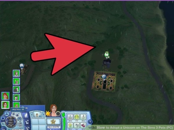 3 Easy Ways To Adopt A Unicorn On The Sims 3 Pet (pc)