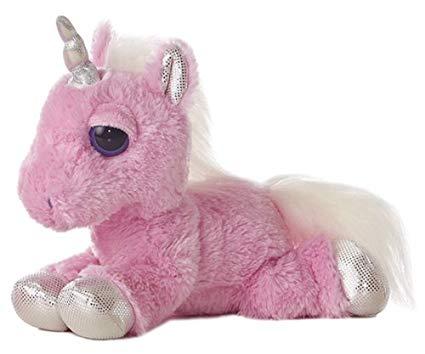Amazon Com  Aurora World Dreamy Eyes Heavenly Pink Unicorn 10
