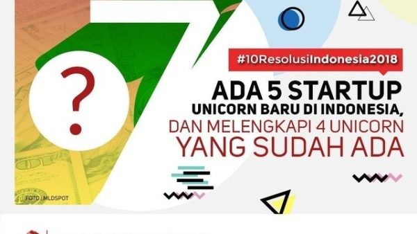 4 Startup 'unicorn' Dari Indonesia— Gnfi