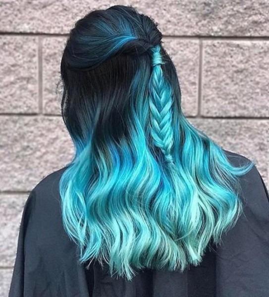 73 Extraordinary Mermaid Hairstyles That Will Turn Heads