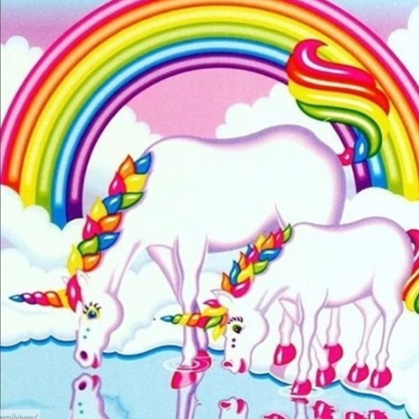 A Lisa Frank Movie Is Happening, Which Proves Unicorns Are Real