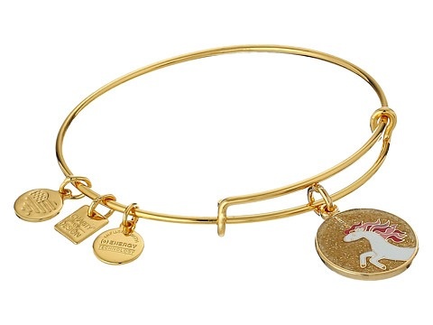 Alex And Ani Charity By Design Unicorn Charm Bangle At Zappos Com