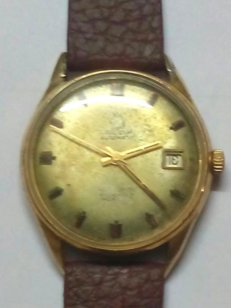 Almost Extinct Rolex Unicorn Automatic Incabloc Watch 21 Jewels