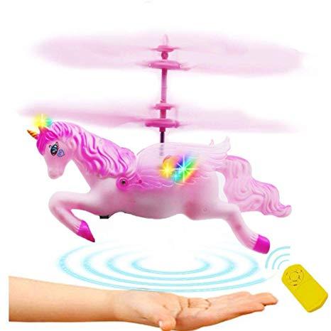 Amazon Com  Anda Unicorn Toy Gift Girl 6 Years Old, Pink Mini Rc