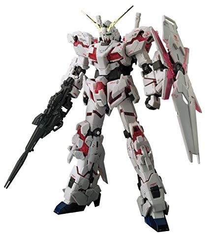 Amazon Com  Bandai Hobby Rg 1 144 Unicorn Gundam Uc Model Kit