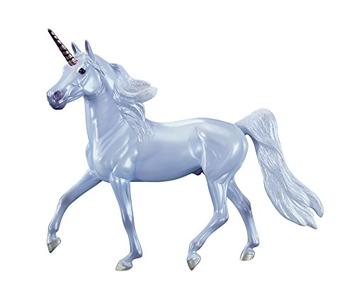 Amazon Com  Breyer Classics Forthwind Unicorn Toy Horse  Toys & Games