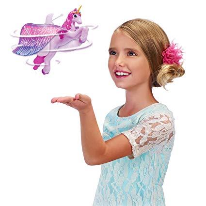 Amazon Com  Flutterbye Fairy Flying Unicorn  Toys & Games