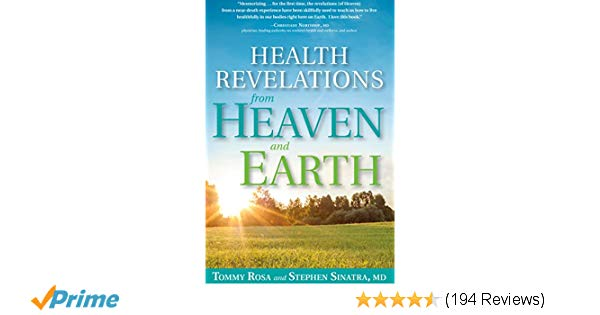 Amazon Com  Health Revelations From Heaven And Earth  8 Divine