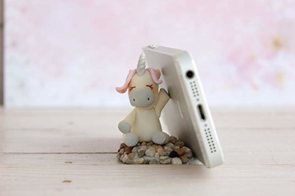 Amazon Com  Phone Holder, Clay Stand, Iphone Holder, Unicorn Stand