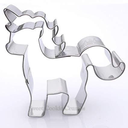 Amazon Com  Small Unicorn Cookie Cutter