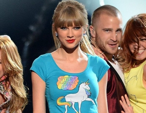 American Power  Taylor Swift 'haters Gonna Hate' Unicorn Shirt At