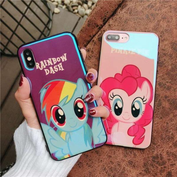 Unicorn Phone Case iPhone X