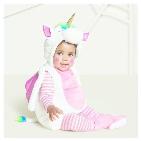 Baby Unicorn Vest Costume
