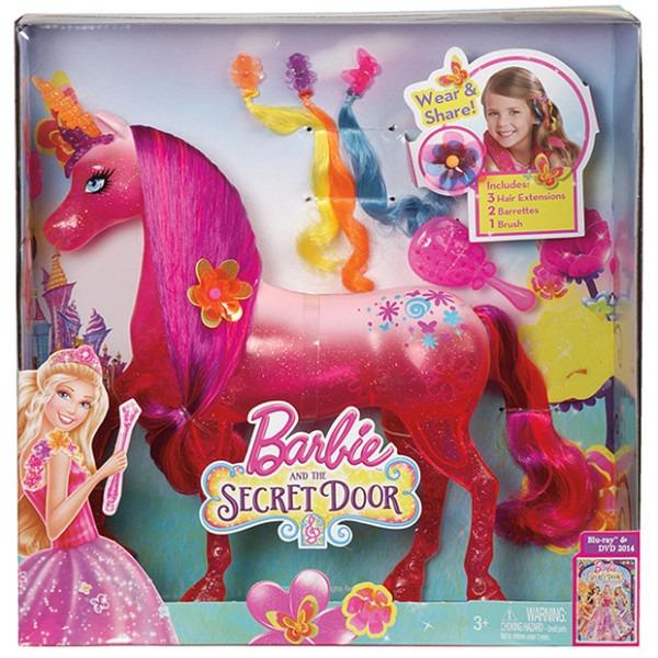 Secret Door Barbie Unicorn