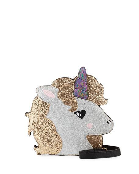 Betsey Johnson Unicorn Faux