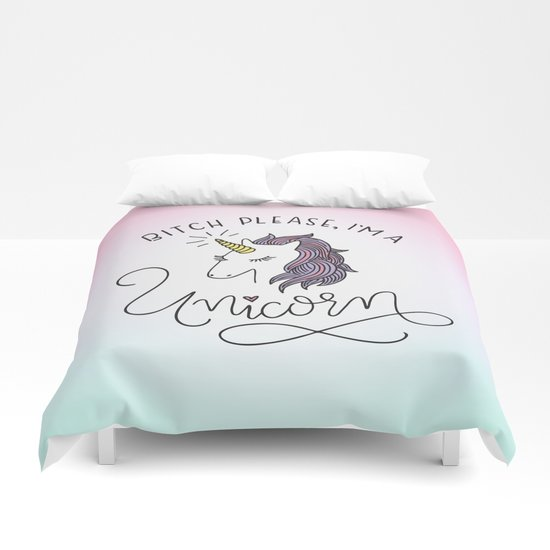 Unicorn Bed Covers