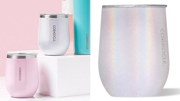 Corkcicle Stemless Cup In Unicorn Magic
