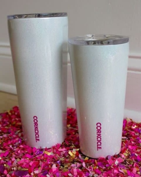 Corkcicle Tumbler 24 Oz Sparkle Unicorn Magic