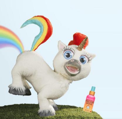 Creators Of Viral 'squatty Potty' Ad Launch New 'unicorn Gold