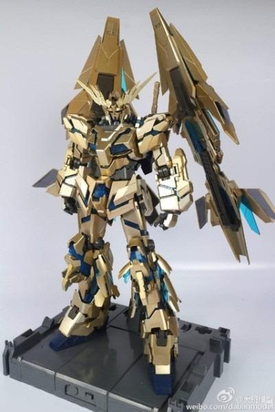 Daban Gundam Pg 1 60 Unicorn Fighter 03 Phenex Action Figures