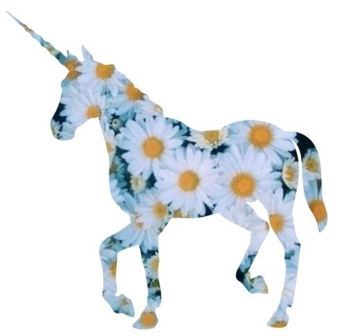 Daisy Unicorn Zamn We Need Unicorn Emojis On We Heart It