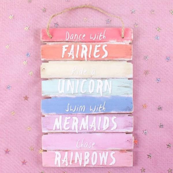 Dance With Fairies ~ Ride A Unicorn ~ Rainbow~ Swim~mermaid