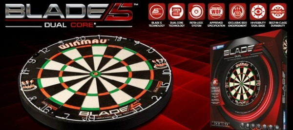 Dartboards Blade And Wire Construction
