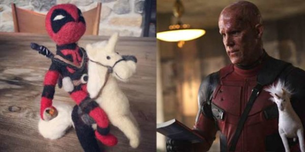 Deadpool Celebrates National Unicorn Day!
