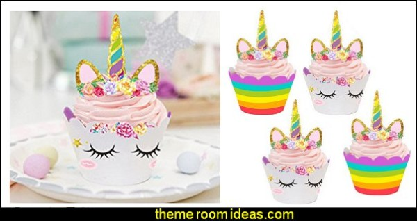 Party City Unicorn Cake Topper