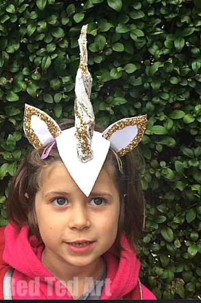 Diy Unicorn Costume