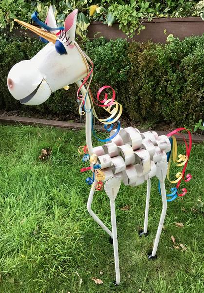 Download Unicorn Garden Ornament