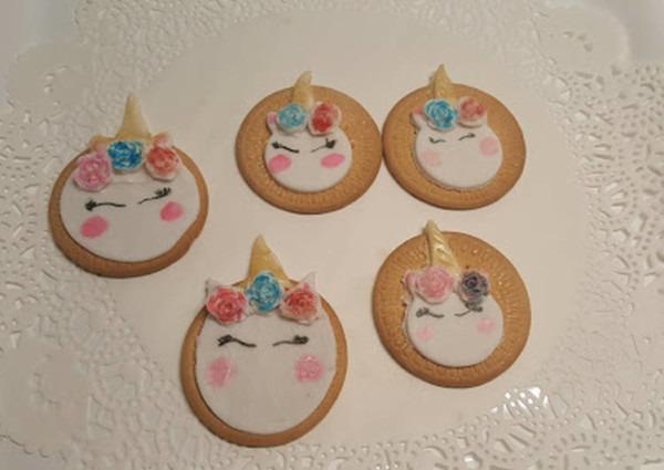 Easy Unicorn Cookies Recipe By Virgie Fernandez
