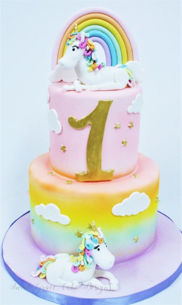 First Birthday Cakes Nyc