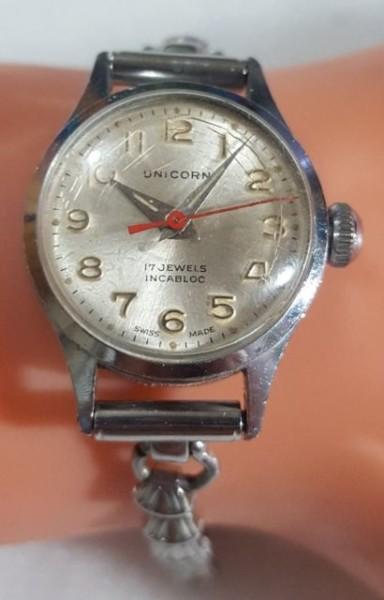 Genuine Vintage Antique Cirex Rolled Gold Watch 17 Jewels Swiss