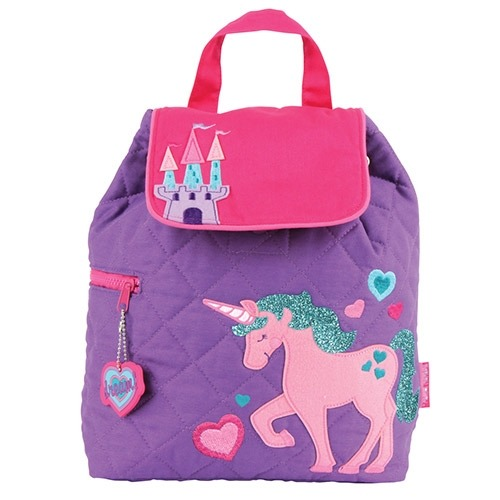 Girls Unicorn Toddler Backpack