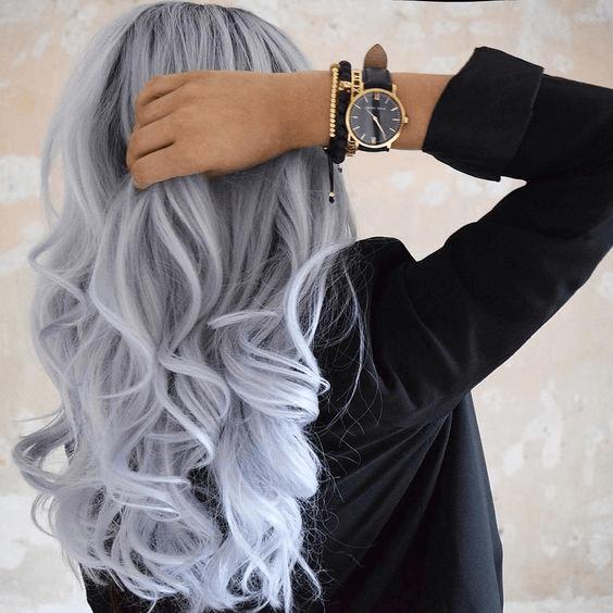 Grannyhair @ Hair Art