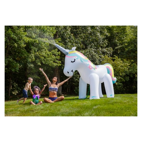 Big Mouth Toys Unicorn Sprinkler