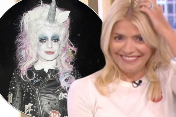 Holly Willoughby Reveals There Was A 'unicorn Massacre' After