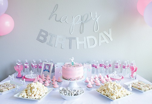 How To Throw An Amazing Unicorn Birthday Party