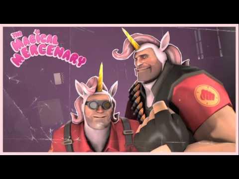 Scream Fortress 2013  Unicorn Hat Voicelines