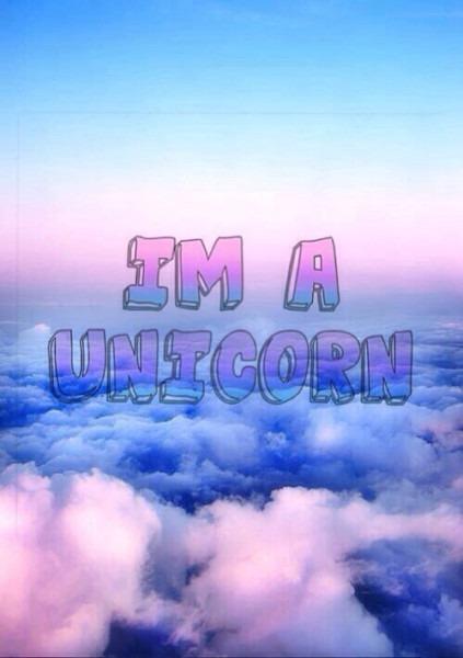 I M A Unicorn Wallpaper