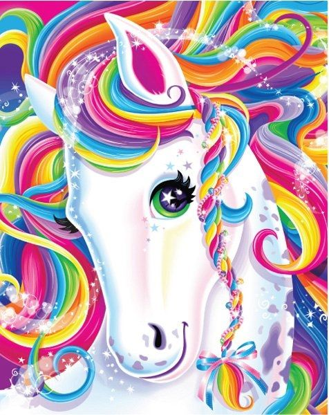 Introducing My New Web Design  'lisa Frank Chic'