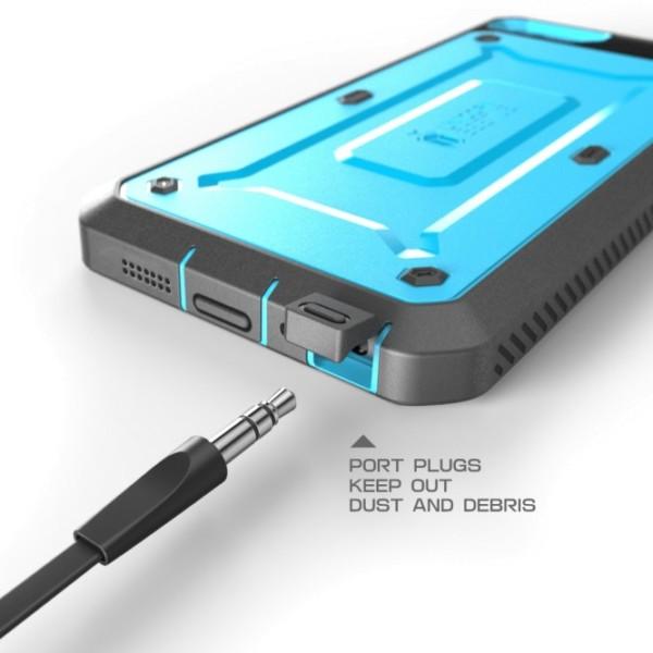 Iphone Se Unicorn Beetle Pro Full Body Rugged Holster Case With
