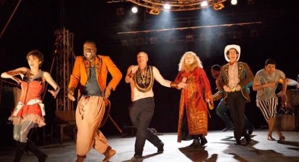 Lionboy @ Unicorn Theatre