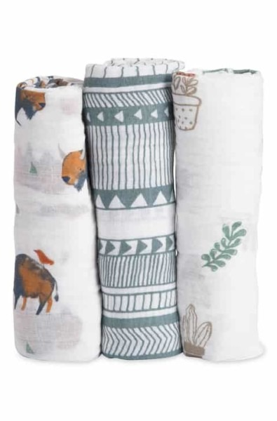 Little Unicorn Baby Blankets  Quilts, Receiving & Swaddling